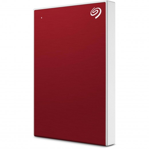 Seagate Backup Plus Slim 1TB / Red