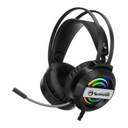 Marvo Gaming Headphones 50mm RGB USB