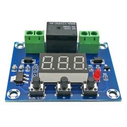 Модул програмируем таймер XH-M663 DC12V