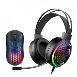 Marvo Gaming COMBO MH01 Black