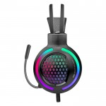 Геймърски комплект Marvo MH01 Black 2-in-1 - Headset, Mouse - RGB