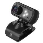 уеб камера Marvo USB - MPC01 - 1080p, LED, Audio