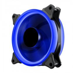 Fan 120mm - BLUE LED Double Ring