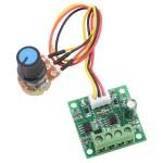 Нисковолтов DC PWM контролер за мотор с потенциометър 1803BW