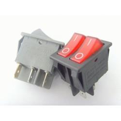 Rocker Switch KCD4-202